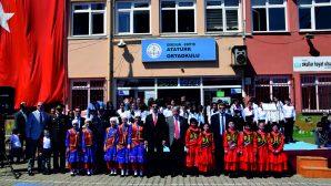 Espiye'de 23 Nisan Ulusal Egemenlik  ve Çocuk Bayramı coşkusu