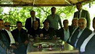 Şehit Cengiz Sarıbaş MTA Lisesi Muhtarlarla buluştu