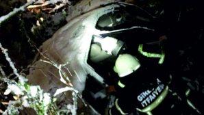 Espiye'de Trafik Kazası: 1 Ölü 3 Yaralı