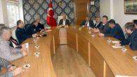 Espiye'de 'Seçim Güvenliği Toplantısı' gerçekleşti