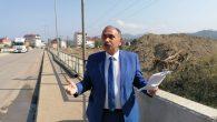Bodur'dan köprü üstünde toplantı