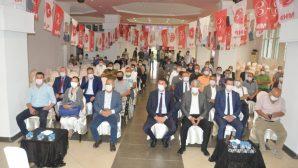 MHP Espiye kongresi yapıldı