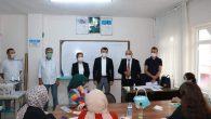 Espiye HEM'den Maske ve Koruyucu giysi üretim kursu