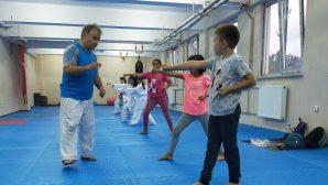 Espiye'de Karate antrenmanları başladı